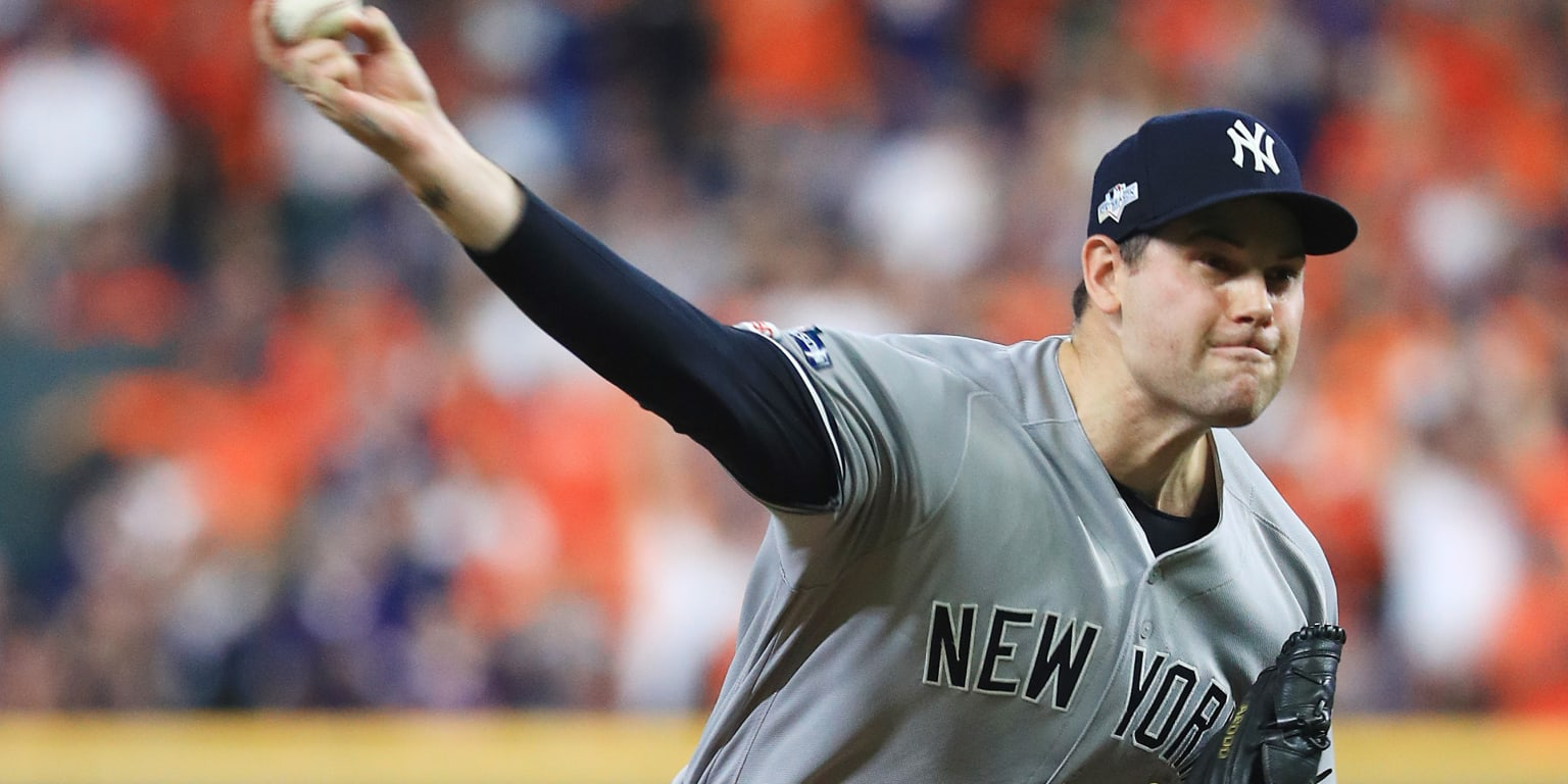 Yankees need Ottavino to play 'big role'