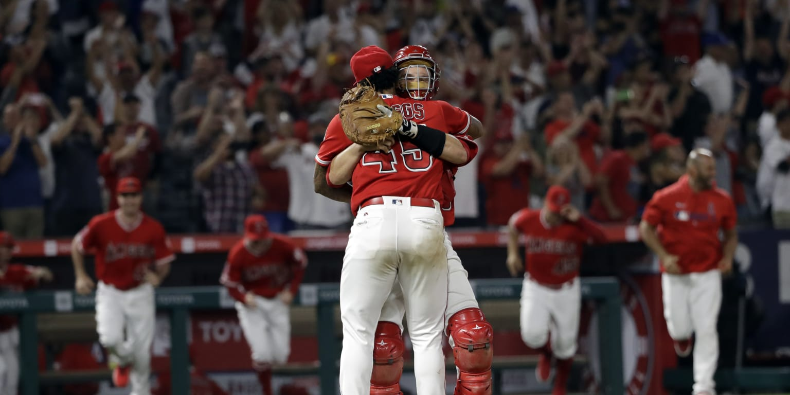 Angels' top 10 moments of the 2019 season