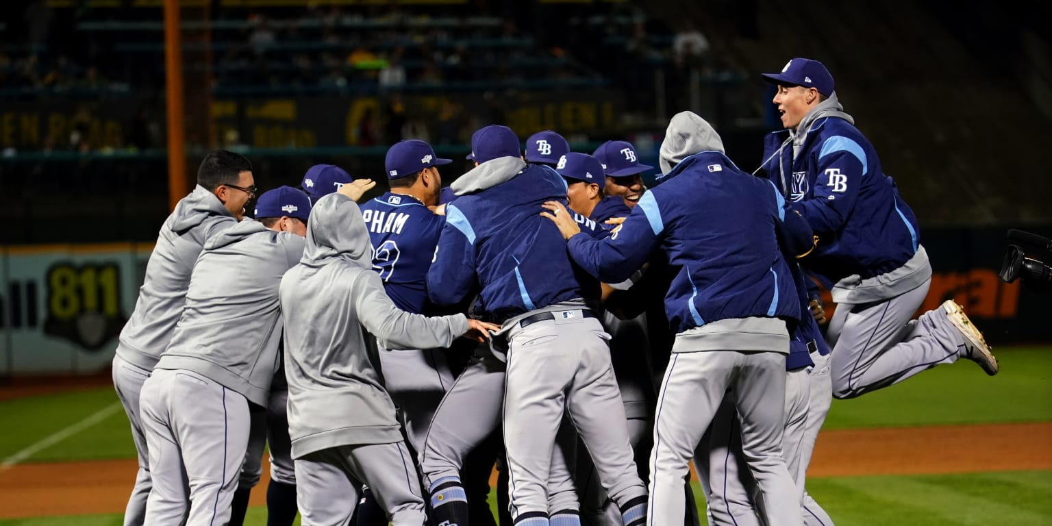 Rays' top 10 moments of the 2019 season