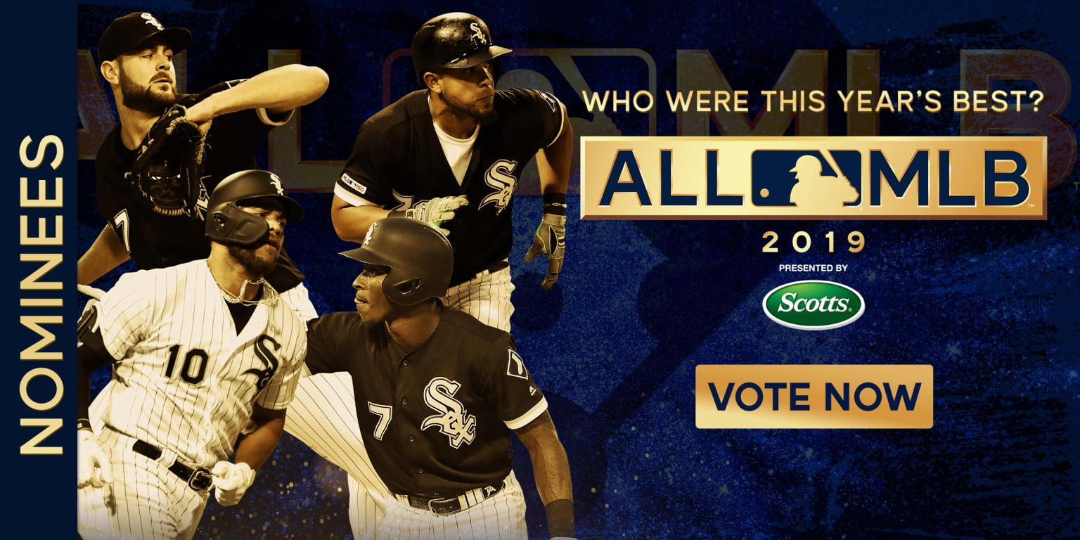 White Sox 2019 All Mlb Team Vote Chicago White Sox