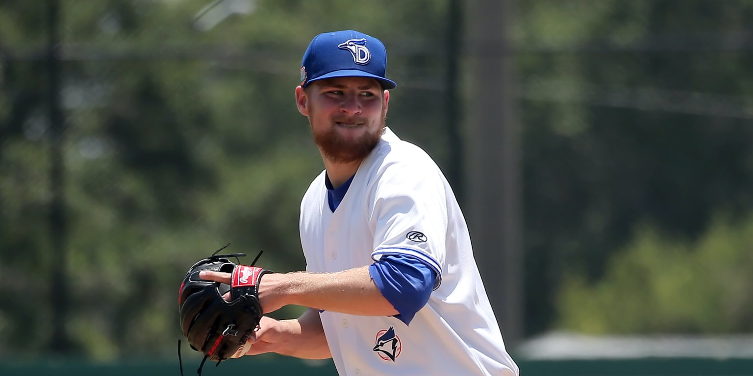 After a wild month of trades Josh Winckowski is a non-roster invitee with the Red Sox.