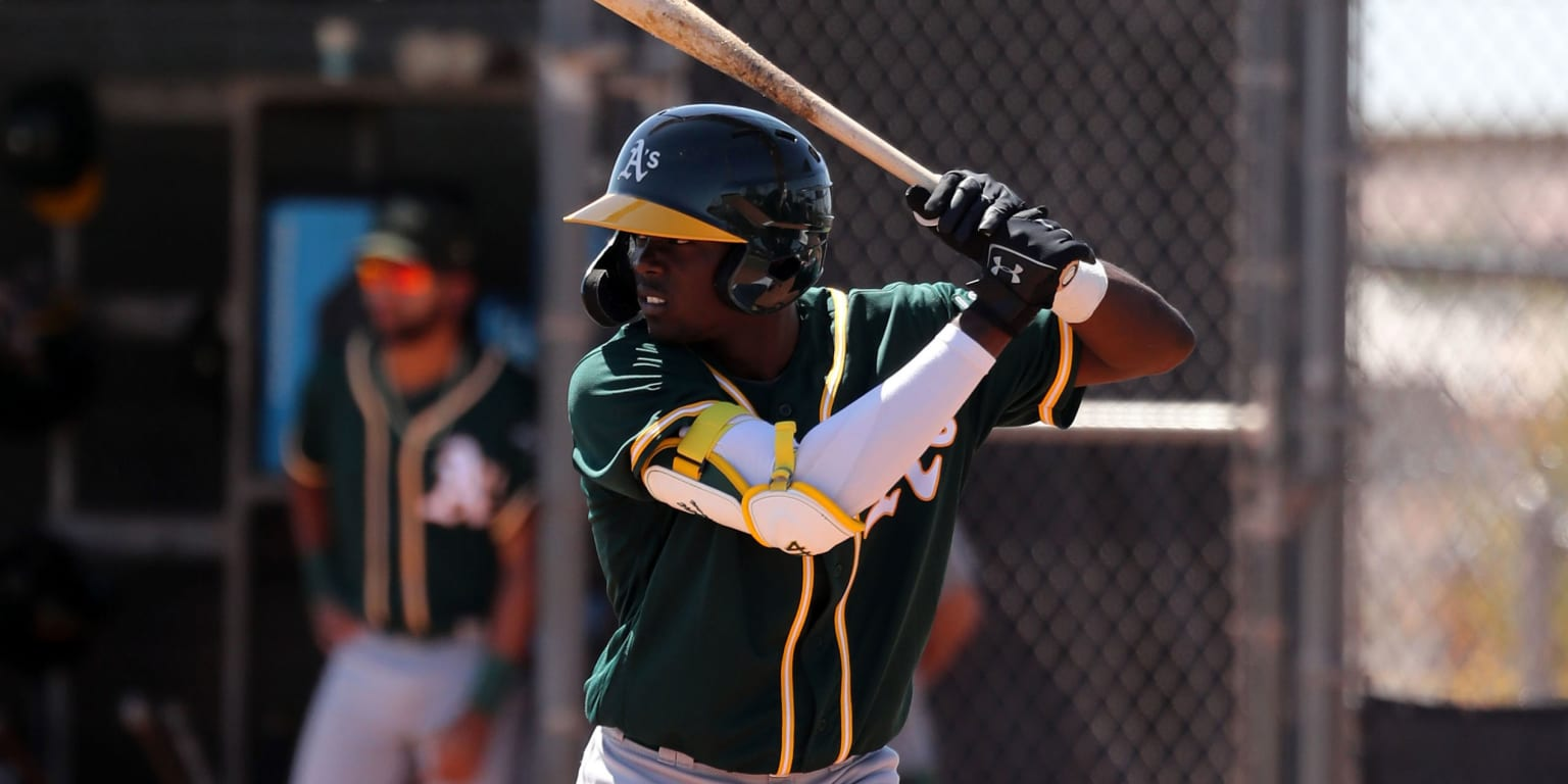 Sacrifices paying off for A's prospect Puason