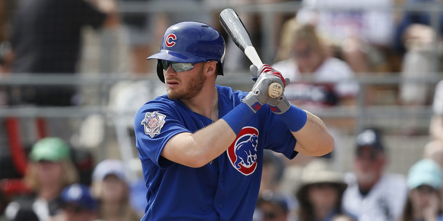 Ross has no doubt who'll lead off for Cubs