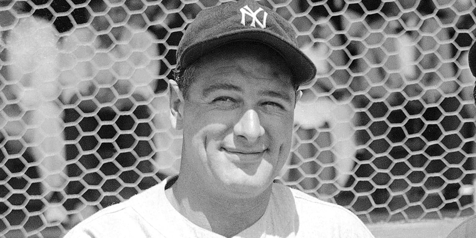 20 amazing Lou Gehrig facts