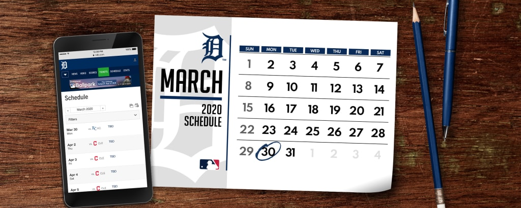 Official Detroit Tigers Website | MLB com