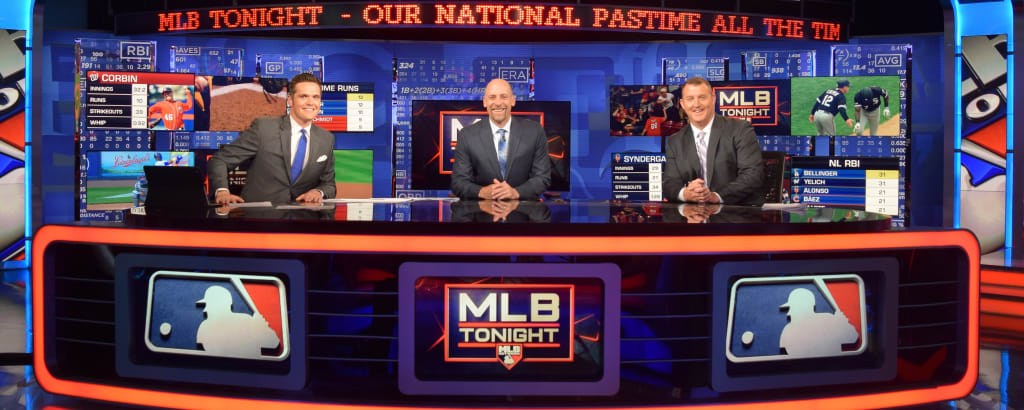MLB Tonight New Web Panel