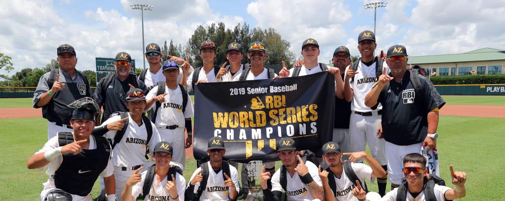 RBI   Reviving Baseball in Inner Cities   RBI World Series