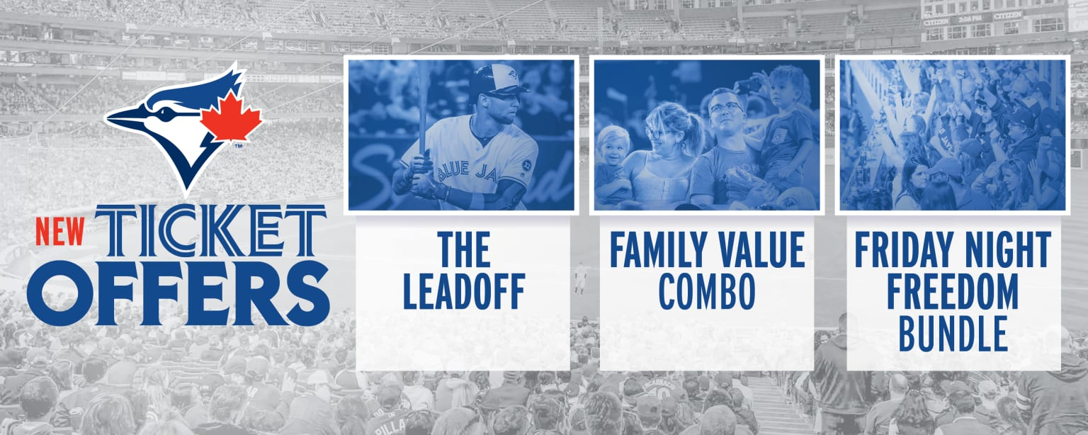 Official Toronto Blue Jays Website | MLB com