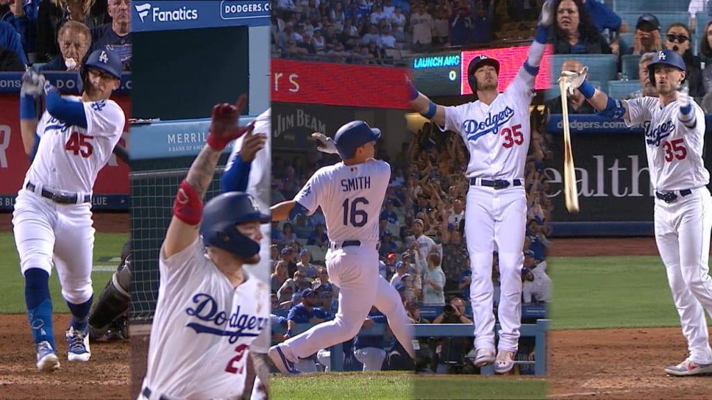 Impresionante racha de Dodgers