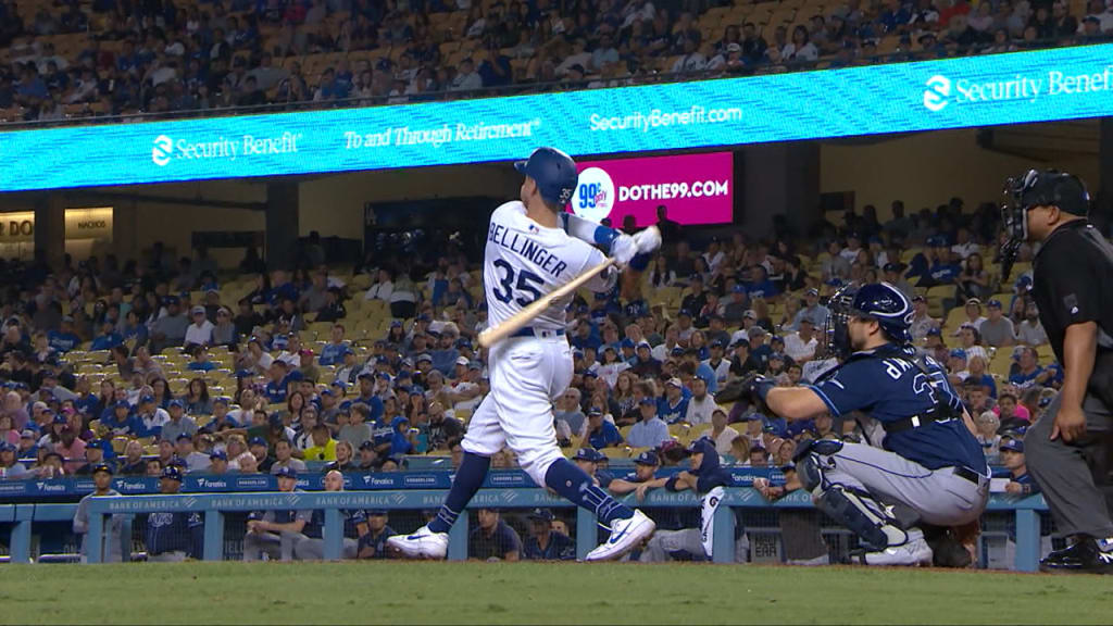 Bellinger's 47 home runs of 2019
