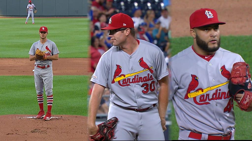 Cardinals shut out Royals, 6-0