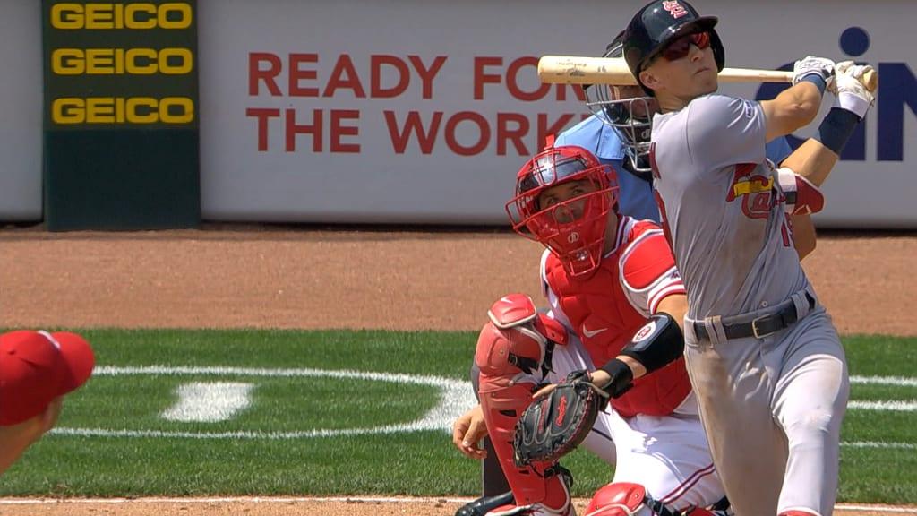 Edman's 5th home run