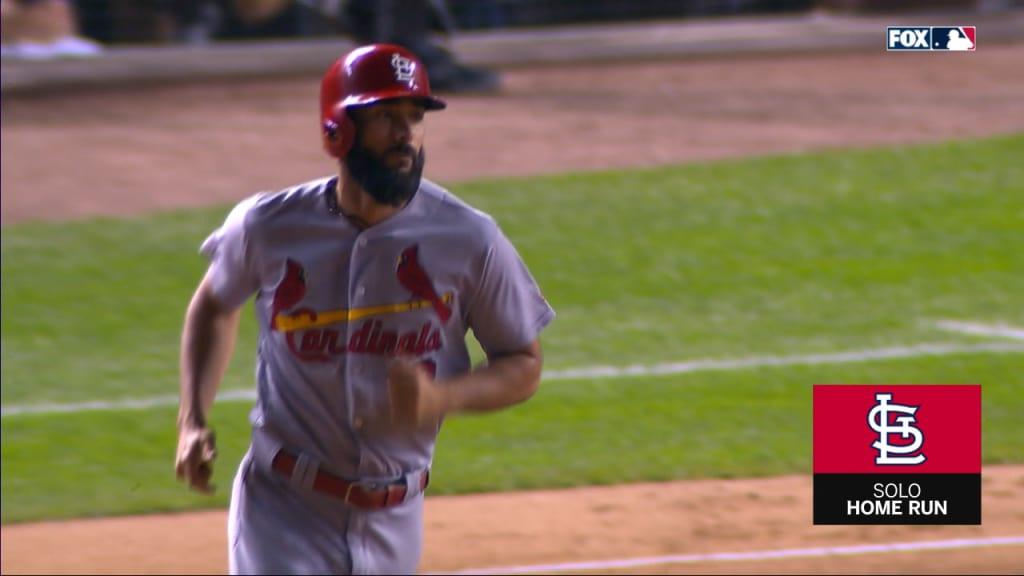Carpenter's go-ahead solo homer