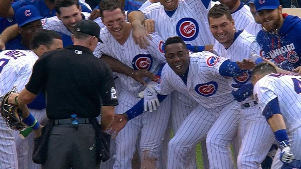 Must C: Cubs walk off, celebrate