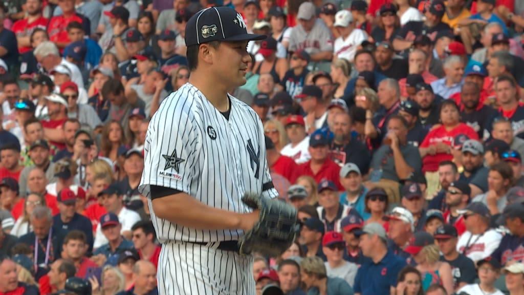 Tanaka earns win in All-Star Game