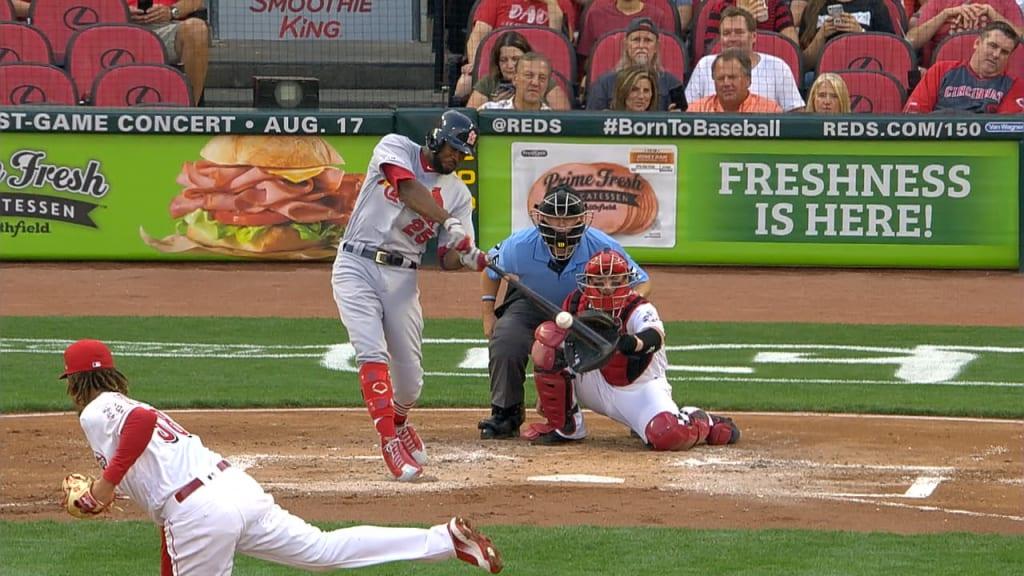 Fowler's 3-run homer