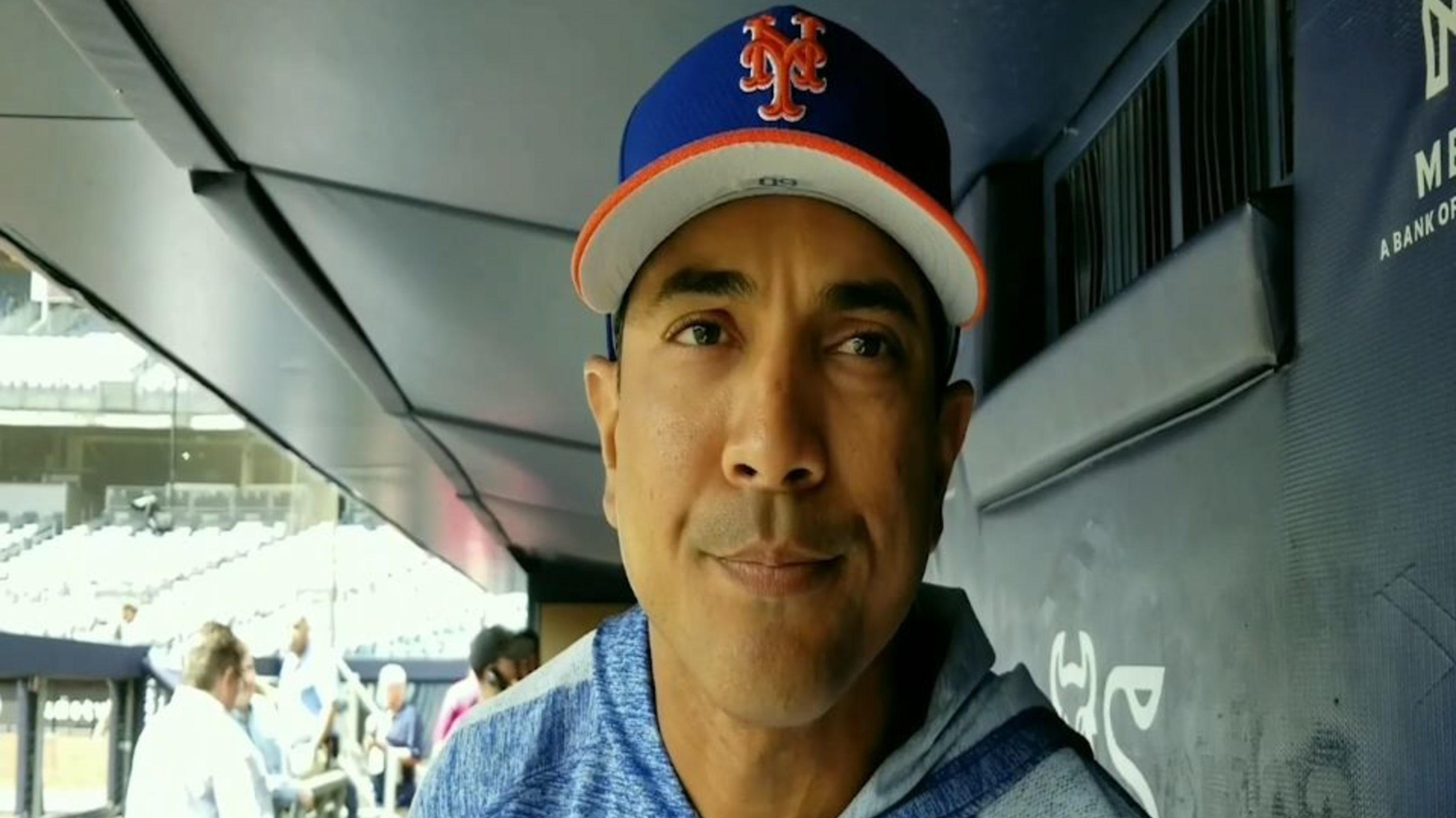 Rojas, criado en el beisbol