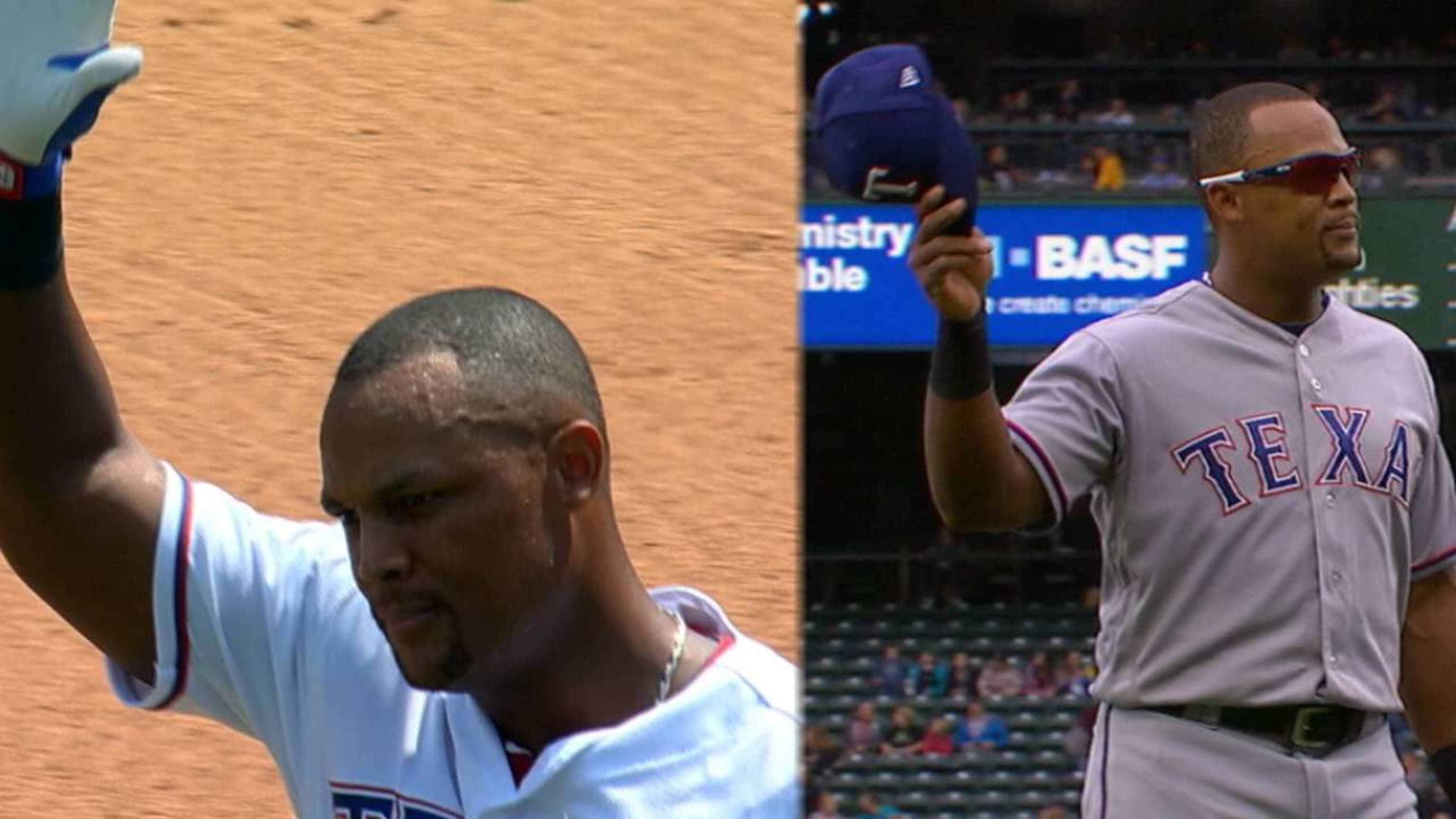 Beltre's Rangers moments