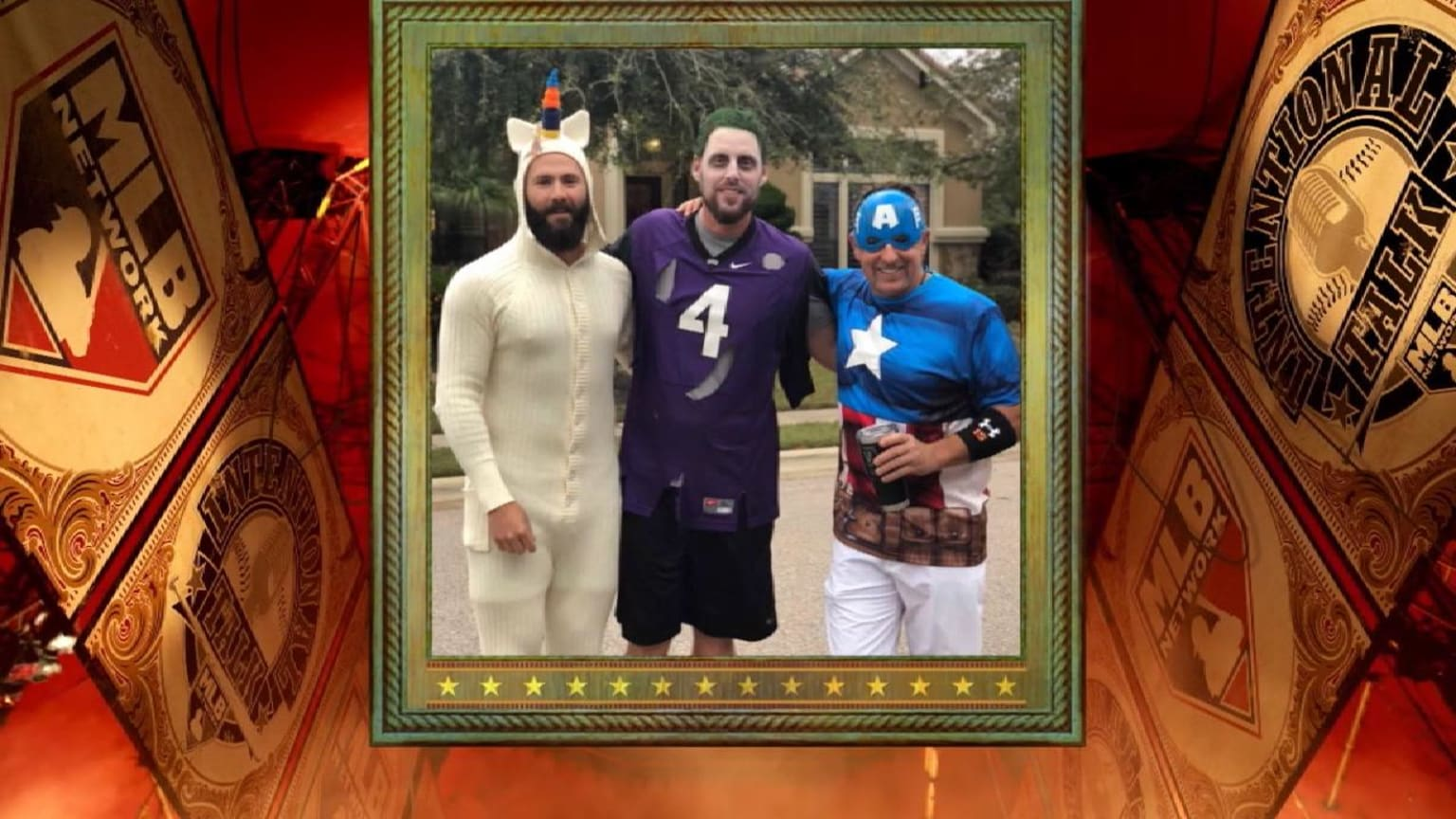 Mlb Players Halloween Costumes 11 01 2018 Mlb Com