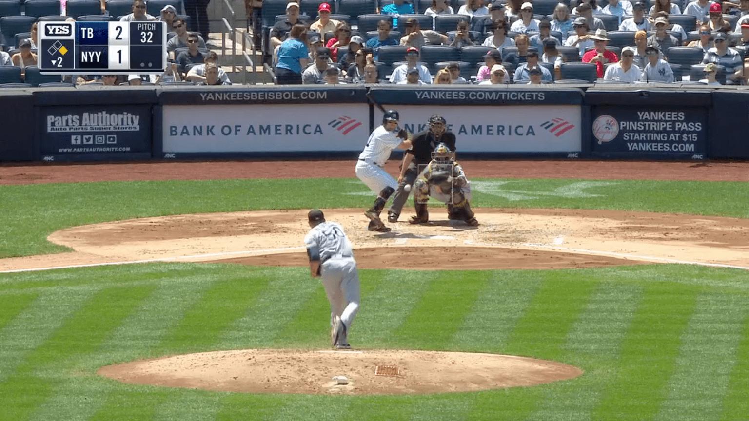 Gardner's 2-run home run | 05/19/2019