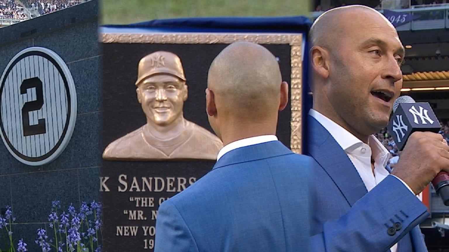 Yanks retire Jeter's number | 05/14/2017