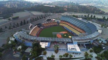 La Bleeds Blue 03 28 2019 Los Angeles Dodgers