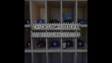 Chicago White Sox 2020 Schedule White Sox 2020 season schedule | 08/12/2019 | Chicago White Sox