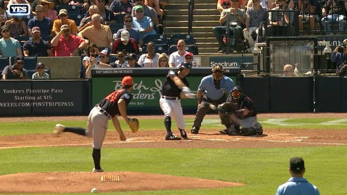 Yankees descargan 6 HR frente a los Tigres