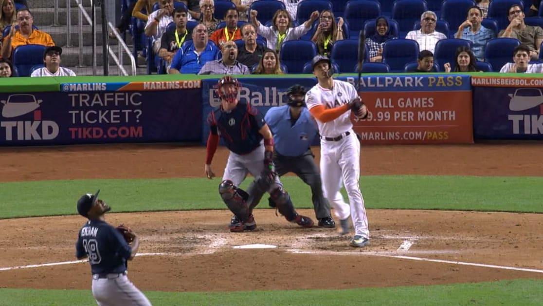 All 59 of Stanton's home runs