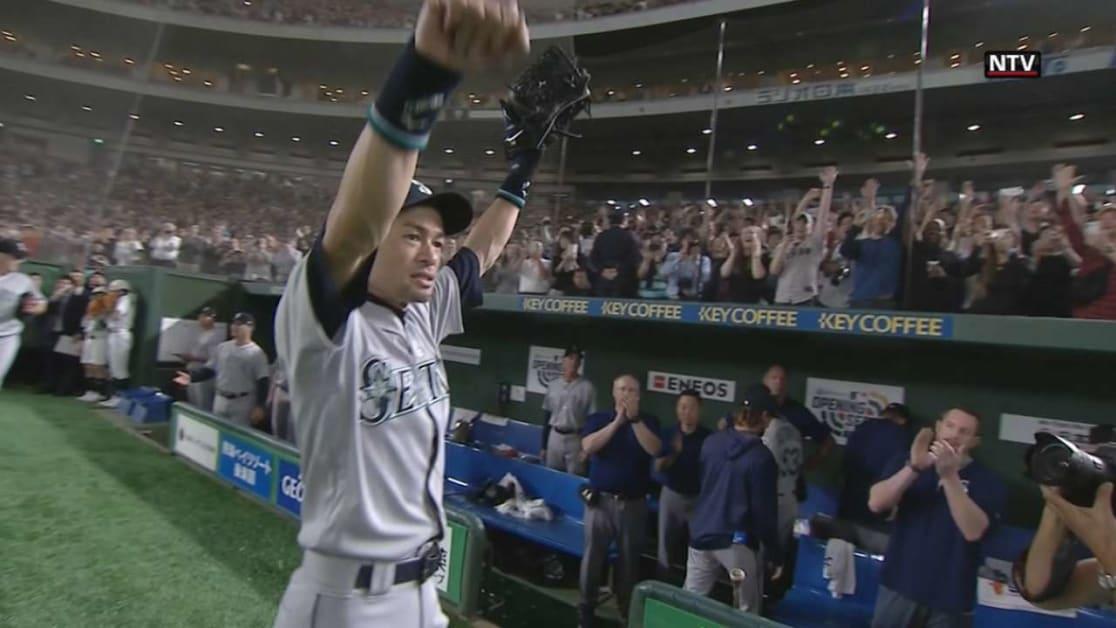 NTV calls Ichiro's exit