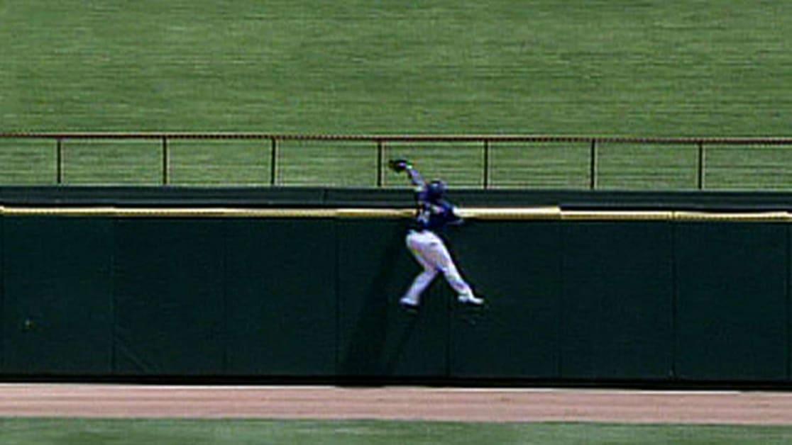 Matthews' impossible catch