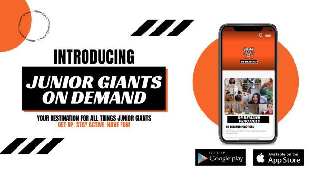 Junior Giants on Demand