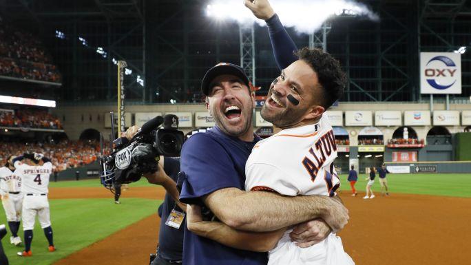 HR de Altuve catapulta a Astros a la Serie Mundial