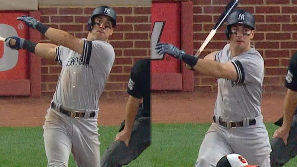 Mike Tauchman is the Yankees' latest unheralded star | YES Network