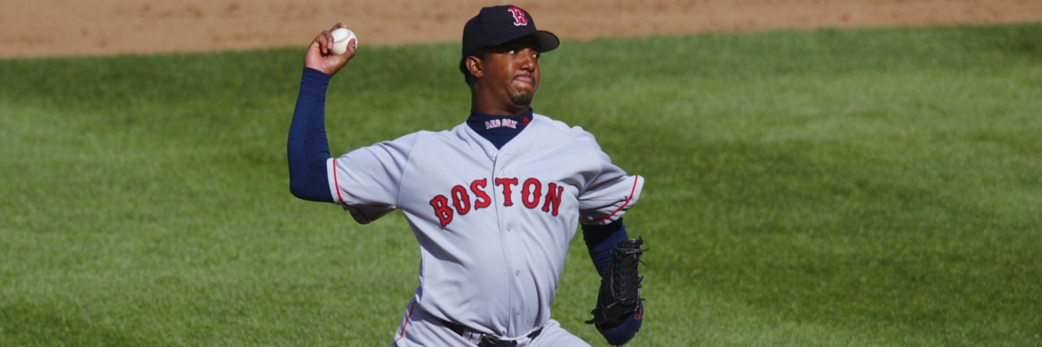 a biography of pedro martinez a baseball player Pace of play has been a pretty hot issue in baseball, and as soon as this upcoming season we could see a pitch clock implemented in major league baseball during red sox winter weekend, two of the boston red sox's most well-known players from this century, david ortiz and pedro martinez, were.