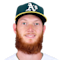 Photo headshot of A.J. Puk