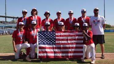 USA Prime National — 2021 14U Champs AZ Gold