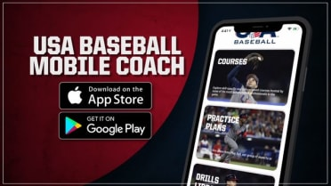 USA Baseball Mobile Coach App